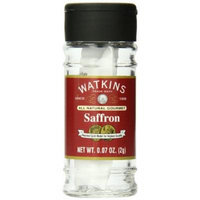 Watkins All Natural Gourmet Spice, Saffron, 0.07 Ounce