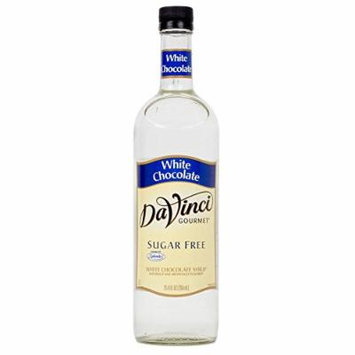 Da Vinci Sugar Free White Chocolate Syrup 25.4oz