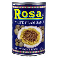 Rosa White Clam Sauce, 15-Ounce Cans (Pack of 12)