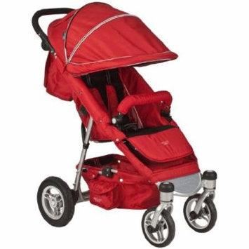 Valco Baby Stroller Quad Cherry