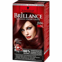 Brillance Intensive Color Creme 886 Red Black
