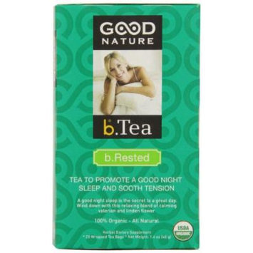 Good Nature Organic B Rested Tea, 1.4 Ounce