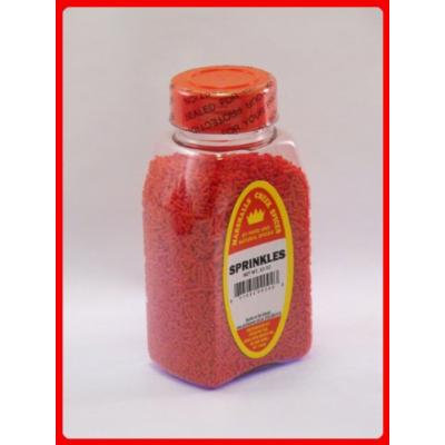 Marshalls Creek Spices Sprinkles Red