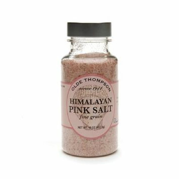 Olde Thompson Spice Bottle, Pink Himalayan Salt, Fine Grind 16 oz