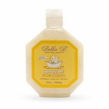 Bella B Bodycare - Squeaky Bee Baby Wash and Shampoo - 13 oz