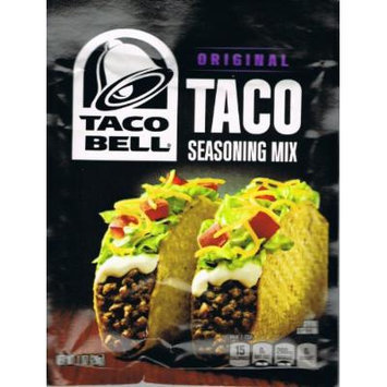 Taco Bell Taco Seasoning Pouches - 3 Pack