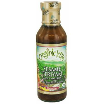 Organicville - Organic Sesame Teriyaki Sauce & Marinade - 13.5 oz.