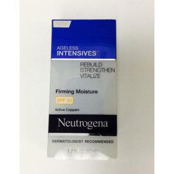 Neutrogena® Intensives Firming Moisture Spf 20 Active Copper