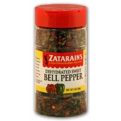 Zatarain's Dehydrated Sweet Bell Pepper, 3 oz