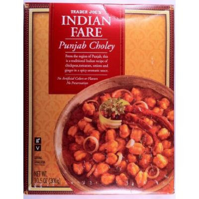 Trader Joe's Indian Fare Punjab Choley - 10.5 Oz (5-pack)