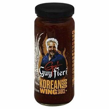Guy Fieri Korean BBQ Wing Sauce