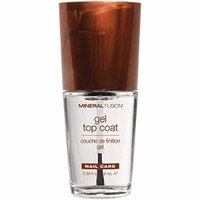 Mineral Fusion Gel Top Coat, 0.33 Fluid Ounce