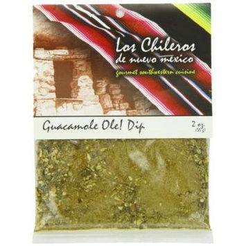 Los Chileros Guacamole Ole Dip, 2 Ounce