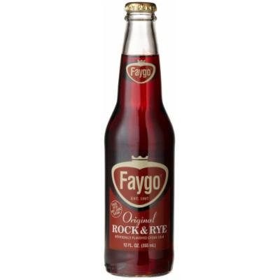Faygo ROCK N RYE - THE ORIGINAL CREAM COLA FROM DETROIT
