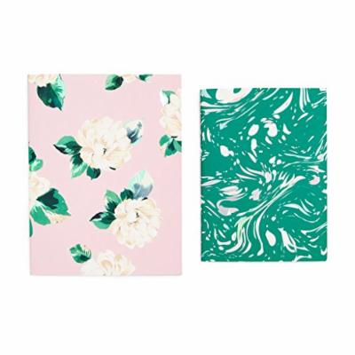 Ban.do Good Ideas Notebook Set Lady Of Leisure/ Marble Jade