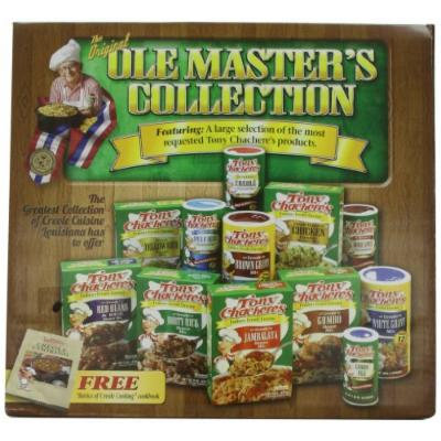 Tony Chachere Ole Masters Collection, 5-Pound Packages