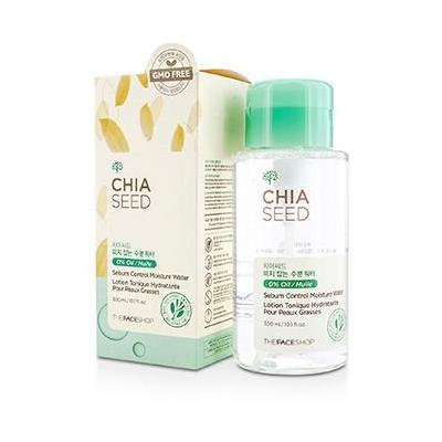 The Face Shop Chia Seed Sebum Control Moisture Water 300ml/10.1oz