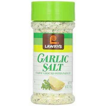 Lawry's Garlic Salt - 6 oz