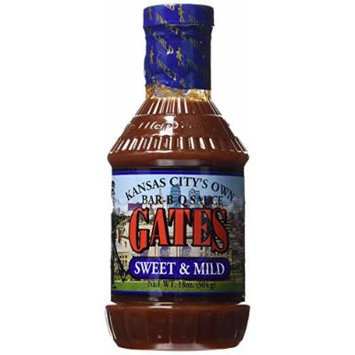 Gates Bar-B-Q Sauce (Sweet & Mild)