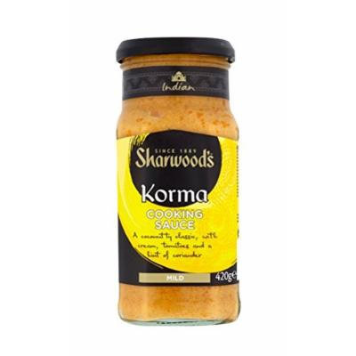 sharwood's Curry Sauce Korma Mild Type 420g