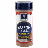 MORTON SALT SEASON ALL BLACK PEPPER PAPRIKA GARLIC ONION CHILI PEPPER 8 OZ