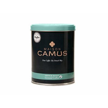 Maison Camus French Roast Ground Coffee, 8.8 Ounce