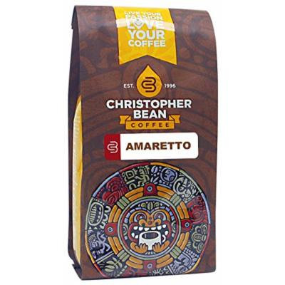 Amaretto, Flavored Decaffeinated Ground Coffee, 12-Ounce Bag