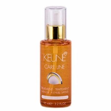 Keune Care Line Satin Oil Treatment Coarse Hair - 3.2 oz