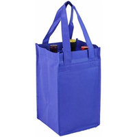 Royal Non-Woven Four-bottle Wine Bag
