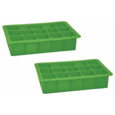 Green Sprouts Silicone Freezer Tray (Pack of 2)