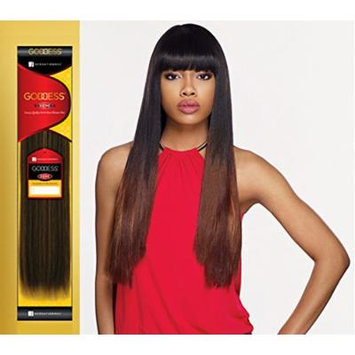 Remi Human Hair Weave Sensationnel Original Goddess Yaki 8