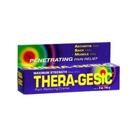 Special pack of 5 THERA GESIC CREAM 5 oz