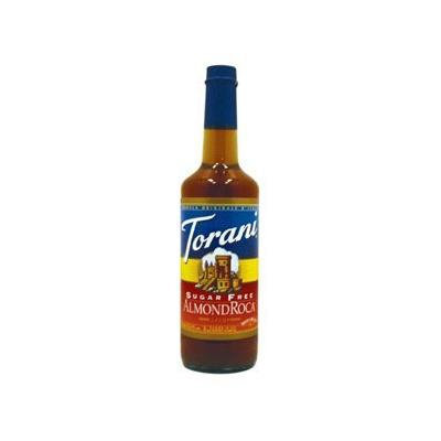 Torani Sugar Free Almond Roca Syrup w/ Splenda, 750 mL
