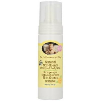 Earth Mama Angel Baby Shampoo and Bodywash 160ml by Earth Mama Angel Baby (English Manual)