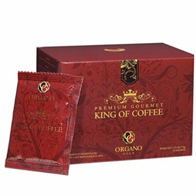 3 Box Organo Gold King of Coffee 100% Certified Ganoderma Gourmet Coffee Free Extra 2 Sachets