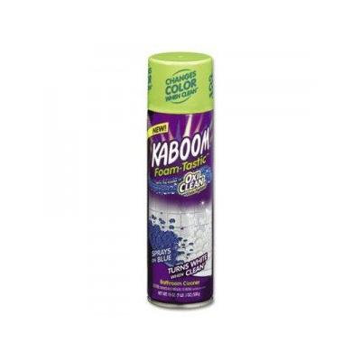 KABOOM BATHROOM CLEANER FOAMTASTIC FRESH SCENT 19 OZ AEROSOL