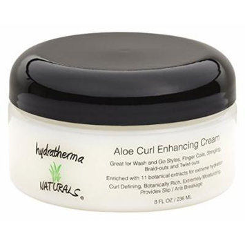 Aloe Curl Enhancing Twisting Cream - 8 FL Oz