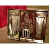 Victoria's Secret Bombshell PLATINUM 4 Piece Perfume GIFT SET LIMITED EDITION