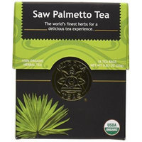 Saw Palmetto Tea - Organic Herbs - 18 Bleach Free Tea Bags