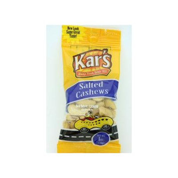 Kars Salted Cashews (Case of 100)