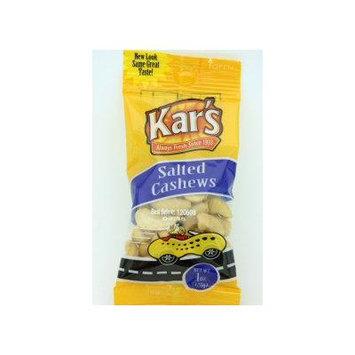 Kars Salted Cashews (Case of 100)