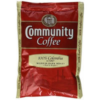 Community Coffee Pre-Measured Packs 100% Colombia Altura, 40 Count