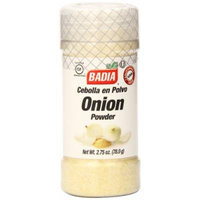 Badia Onion Powder, 2.75 Ounce (Pack of 12)