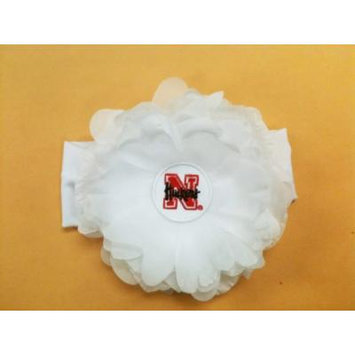 Girls Headband - Nebraska