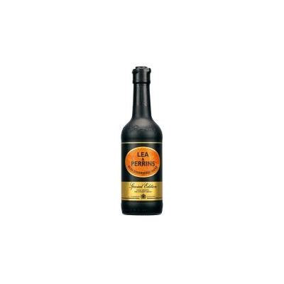 Lea & Perrins Special Edition Worcestershire Sauce. Fuller Flavor imported exclusively from England