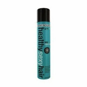 Sexy Hair Healthy Sexy Soy Touchable Hairspray, 9.1 Ounce