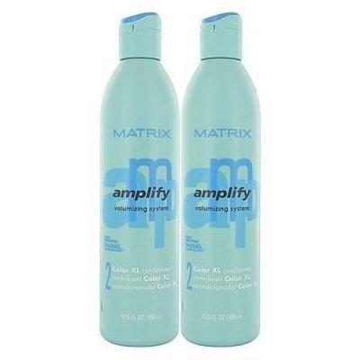 Matrix Amplify Volumizing System #2 Color XL Conditioner, 13.5 Fl. Oz. / 400 mL. (2 Ct.)