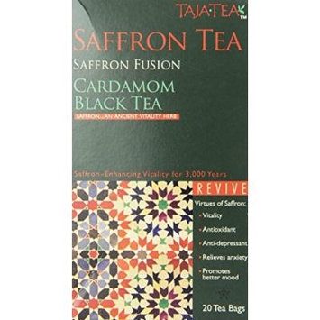 Saffron Cardamom Black Tea (5 pack)