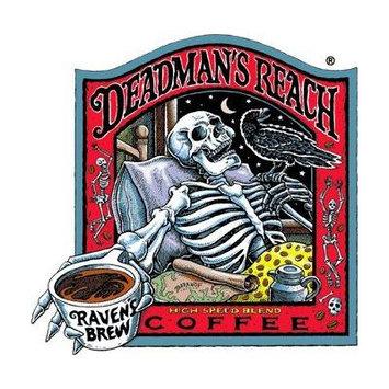 Raven's Brew Coffee - Deadman's Reach Organic Ground Coffee - 12 oz.