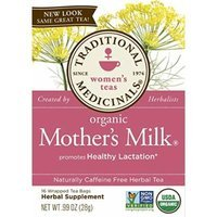 Traditional Medicinals Organic Mother's Milk New Mega Size Package 16-Count (Pack-of-12)